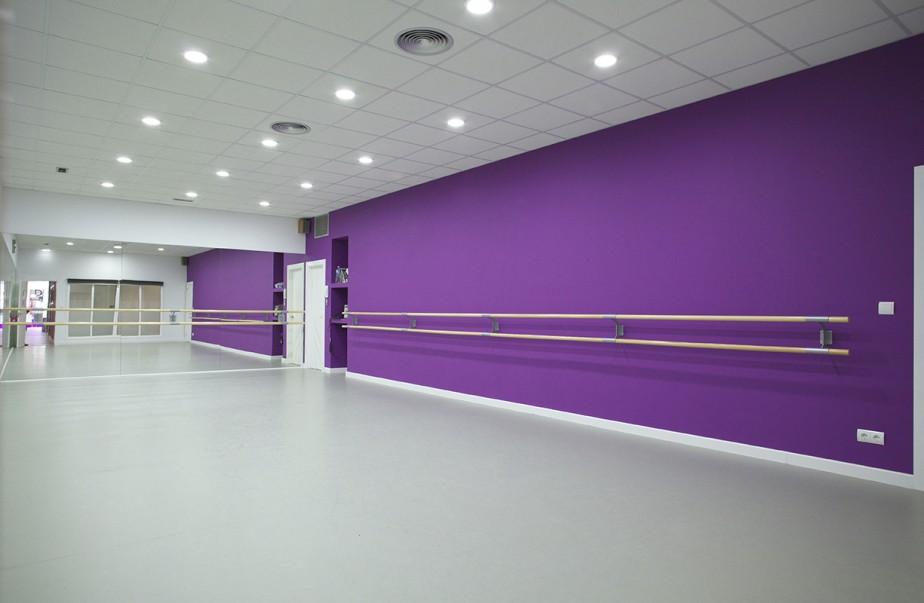 Centro de Danza / Sala 02