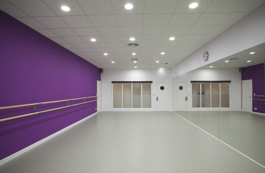 Centro de Danza Sala 01